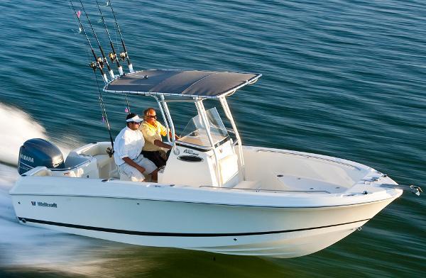 2011 Wellcraft 252 Fisherman