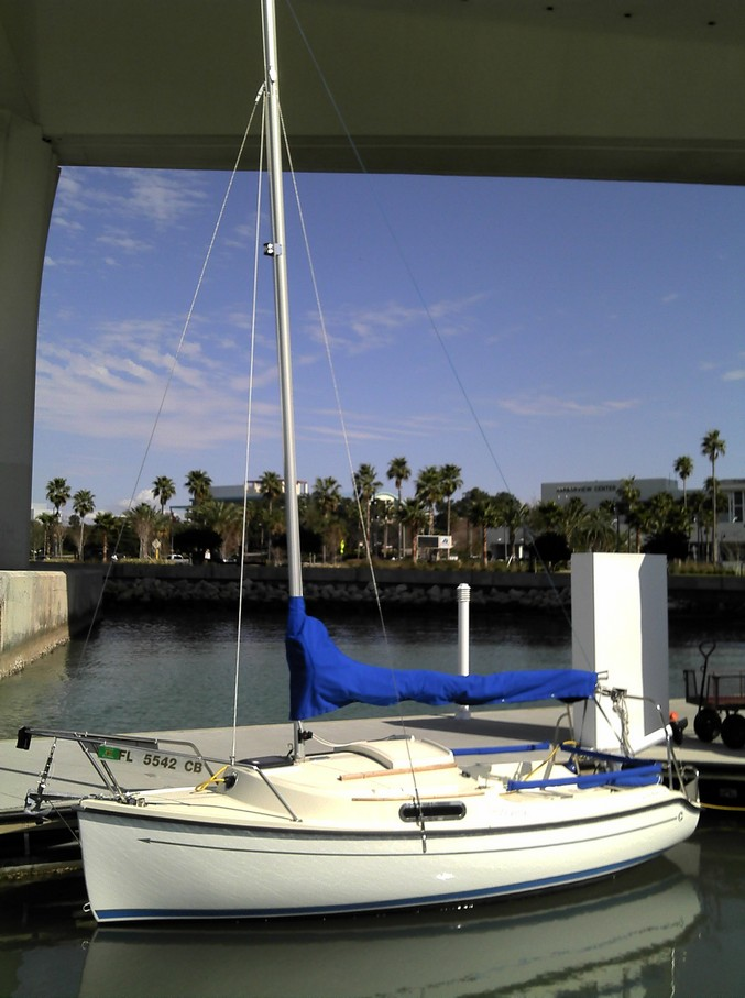 Compac 16 Sailboat Boats for sale