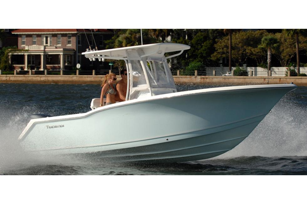 Tidewater boats 230 boats for sale in fort lauderdale florida for Tidewater 230 for sale