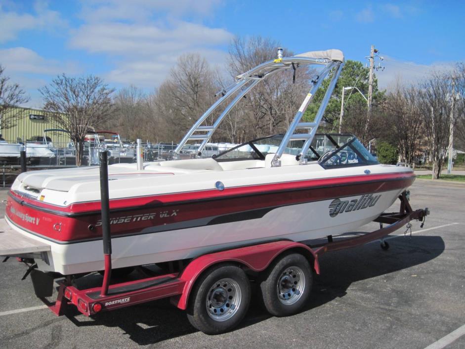 Malibu Sunsetter Vlx Boats For Sale
