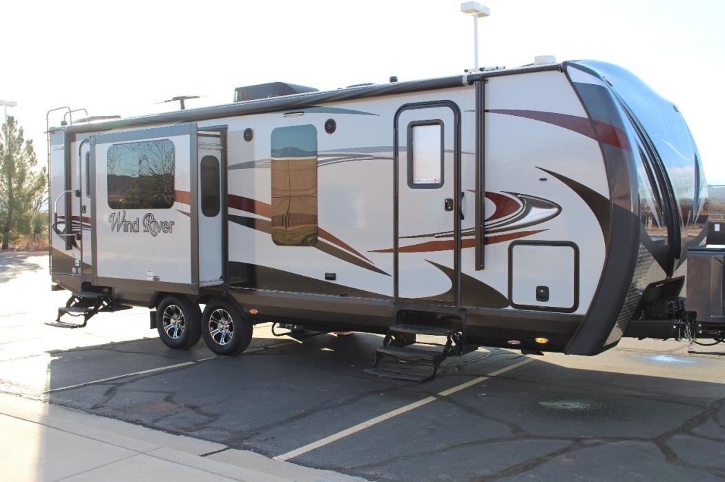 2016 Outdoors Rv Manufacturing WIND RIVER 240RKSW