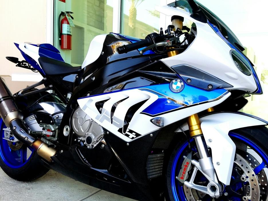 2014 BMW HP4 Competition
