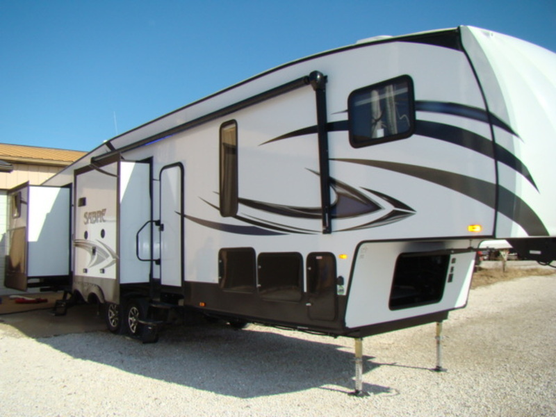 2017 Forest River Sabre 36FRP
