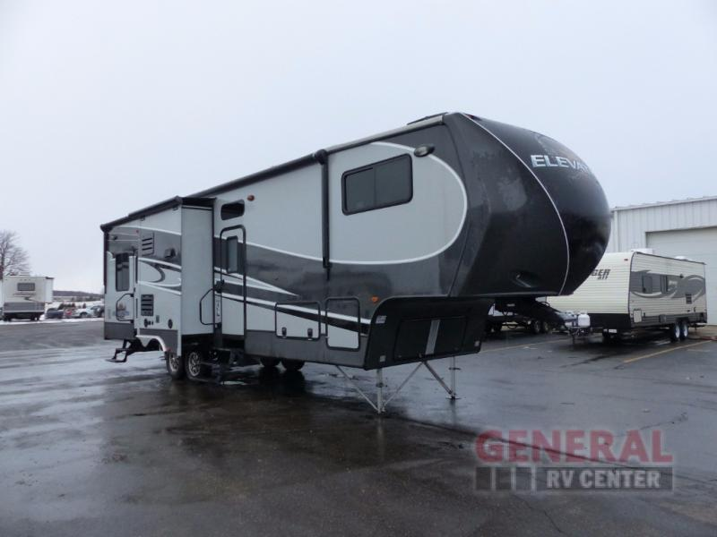 2014 Crossroads Rv Elevation TF 3612