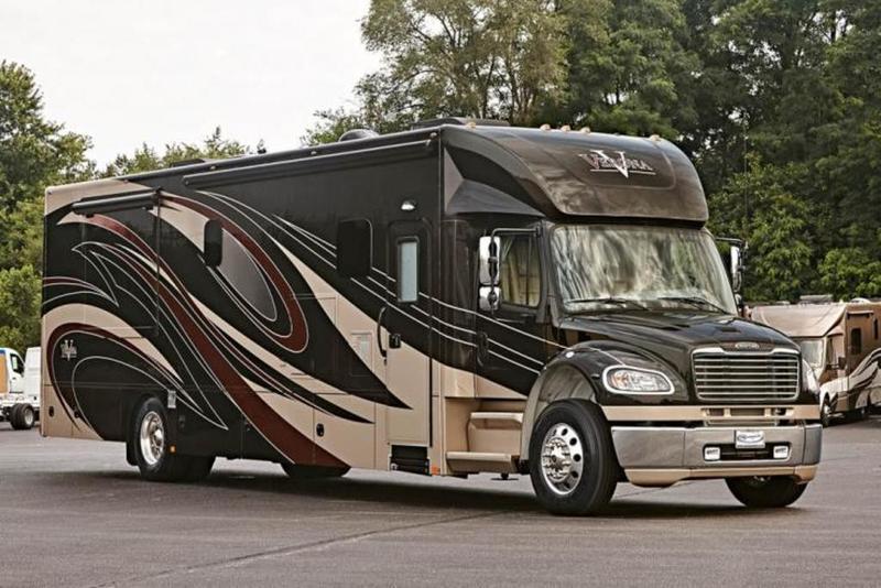 2018 Renegade Motorcoaches Verona 36VSB