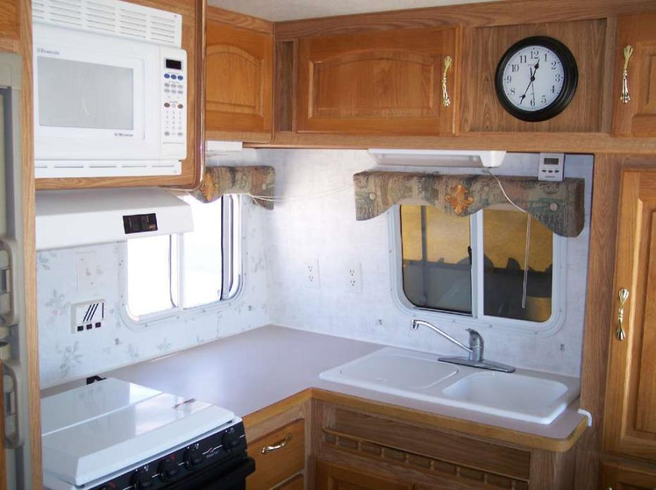 2013 Redwood Rv Redwood RW36RE