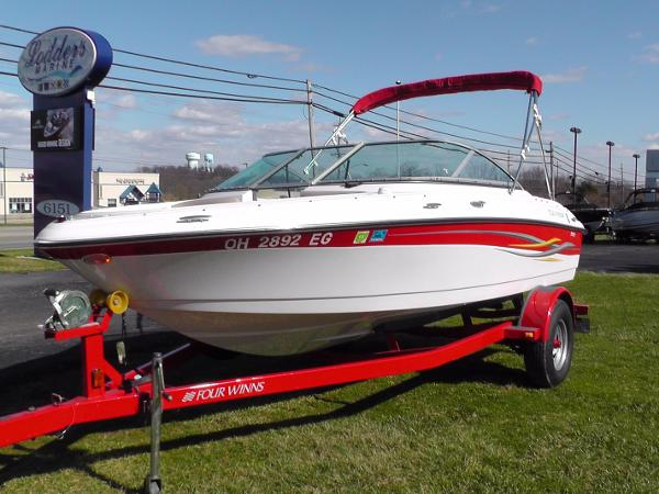 2006 Four Winns 180 Horizon