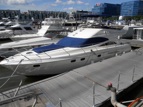 1999 Viking Princess Sport Cruiser