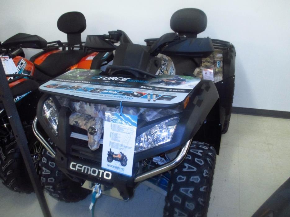 2016 Cf Moto CF800 EPS
