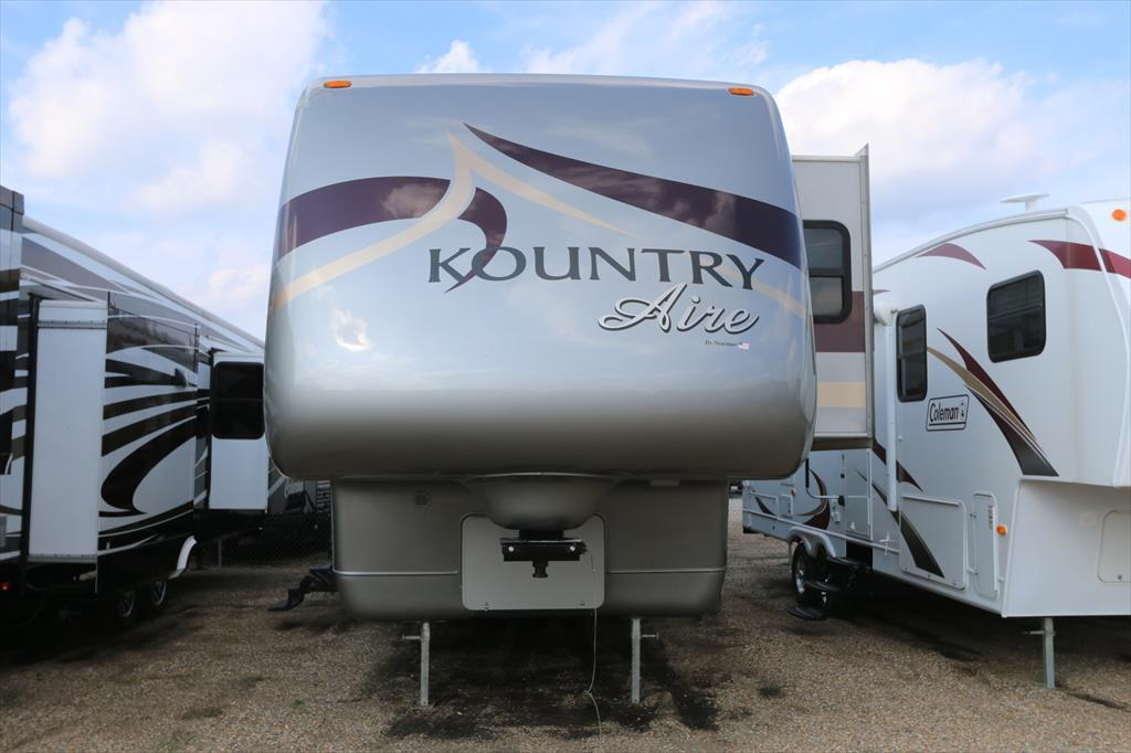 2006 Newmar Kountry Aire 5W 37KSWB