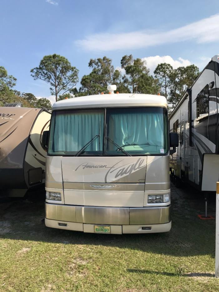 1998 American Coach 40 EVS
