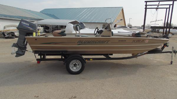 2002 Alumacraft mv1860aw spl