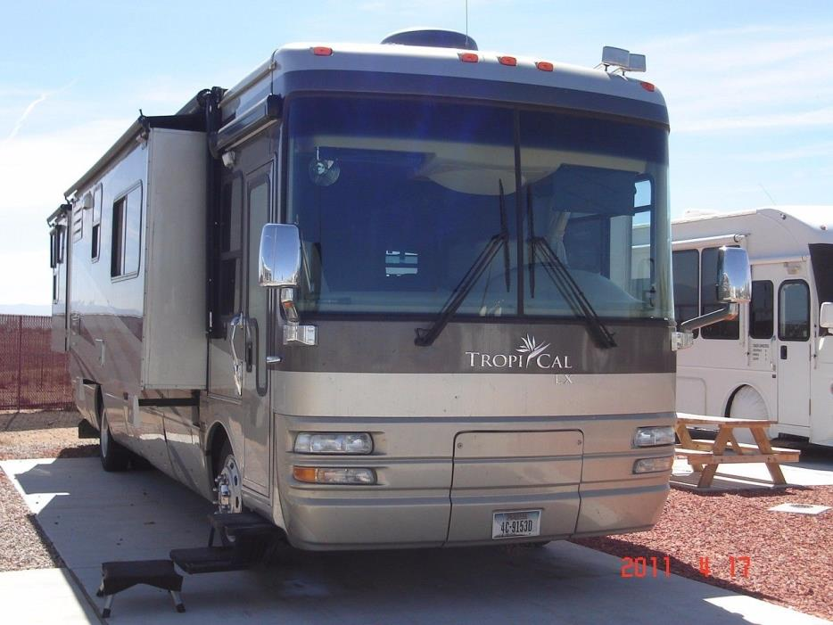 2007 National TROPICAL LX T391
