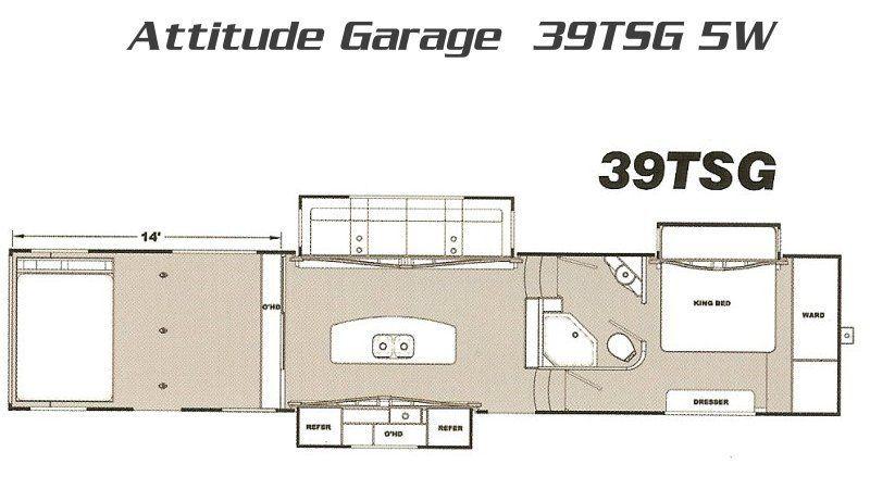 2013 Eclipse Attitude Rvs For Sale