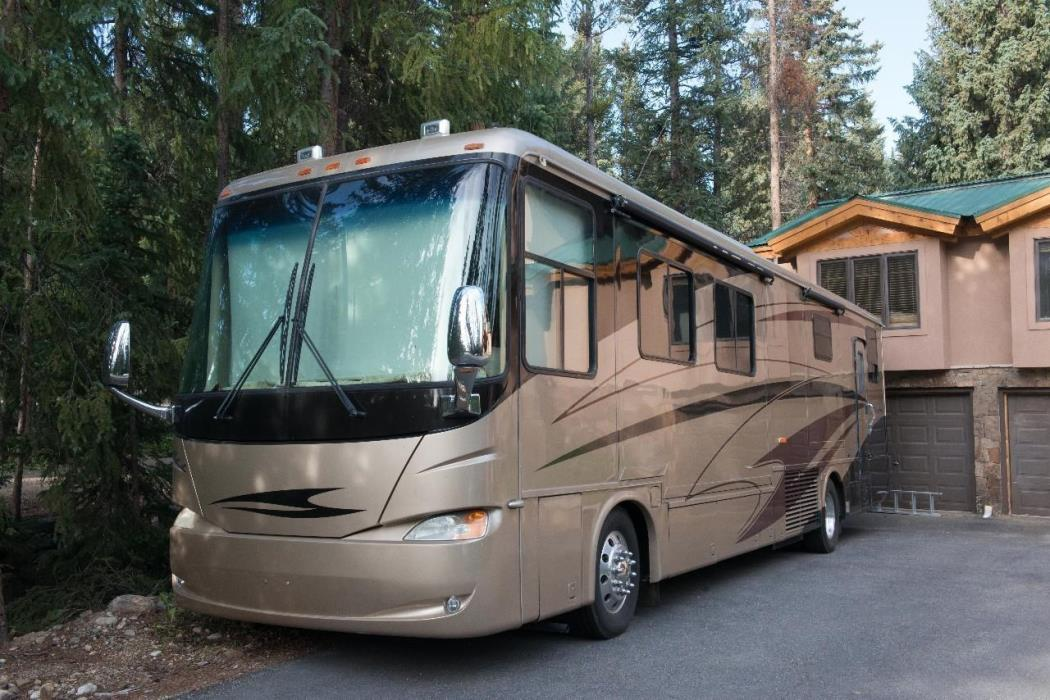 2007 Newmar ALL STAR 4153