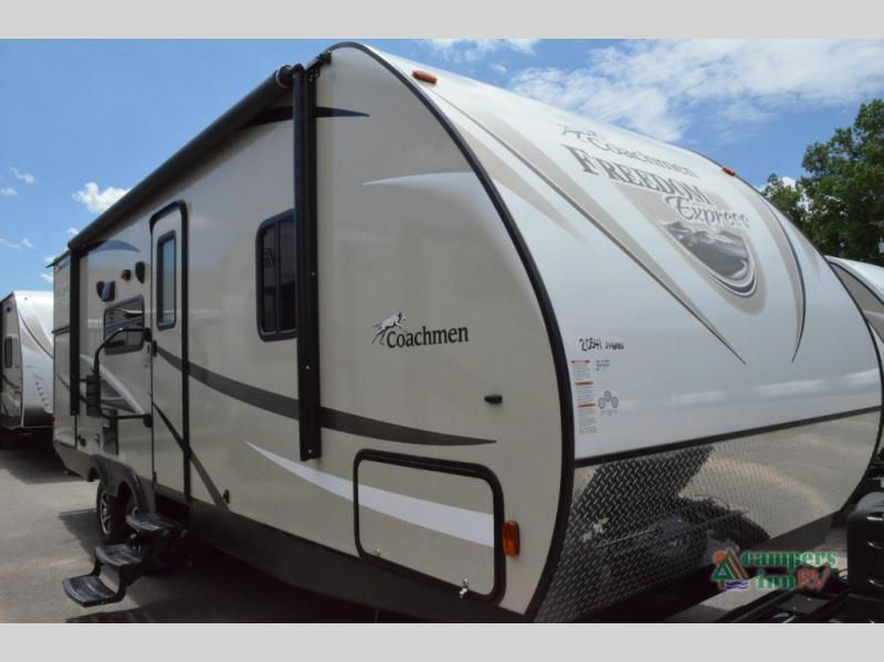 2017 Coachmen Rv Freedom Express 248RBS