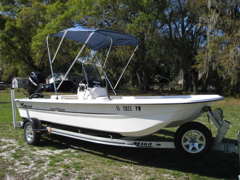 Mako Pro Skiff 17 Boats for sale