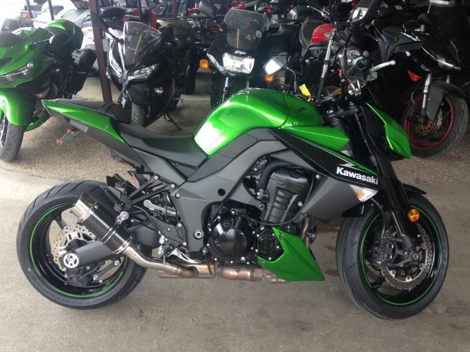 2013 Kawasaki Z 1000