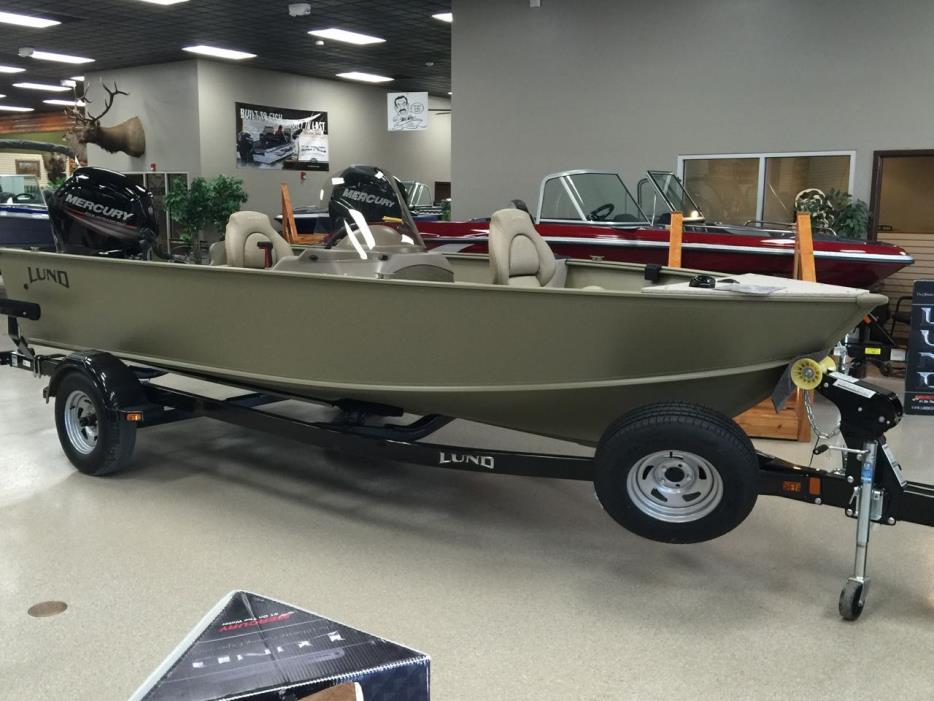 Lund Alaskan boats for sale in Wisconsin