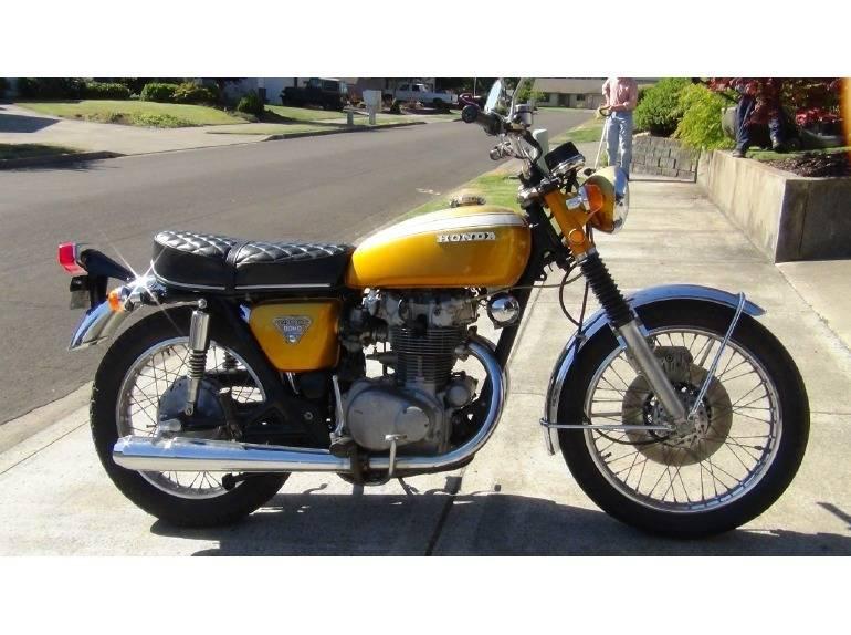 1971 Honda CB 450