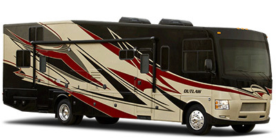 2015 Thor Motor Coach OUTLAW 37BG