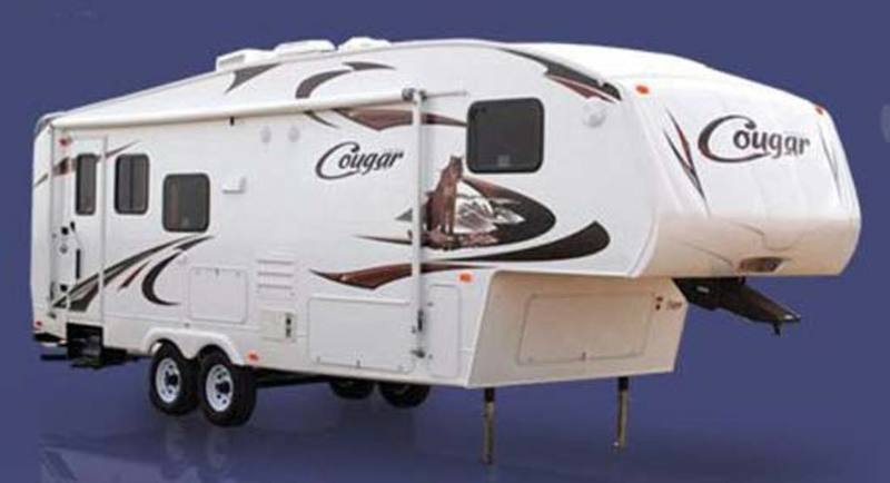 2010 Keystone Rv Cougar 318SAB