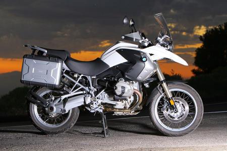 2010 BMW GS1200