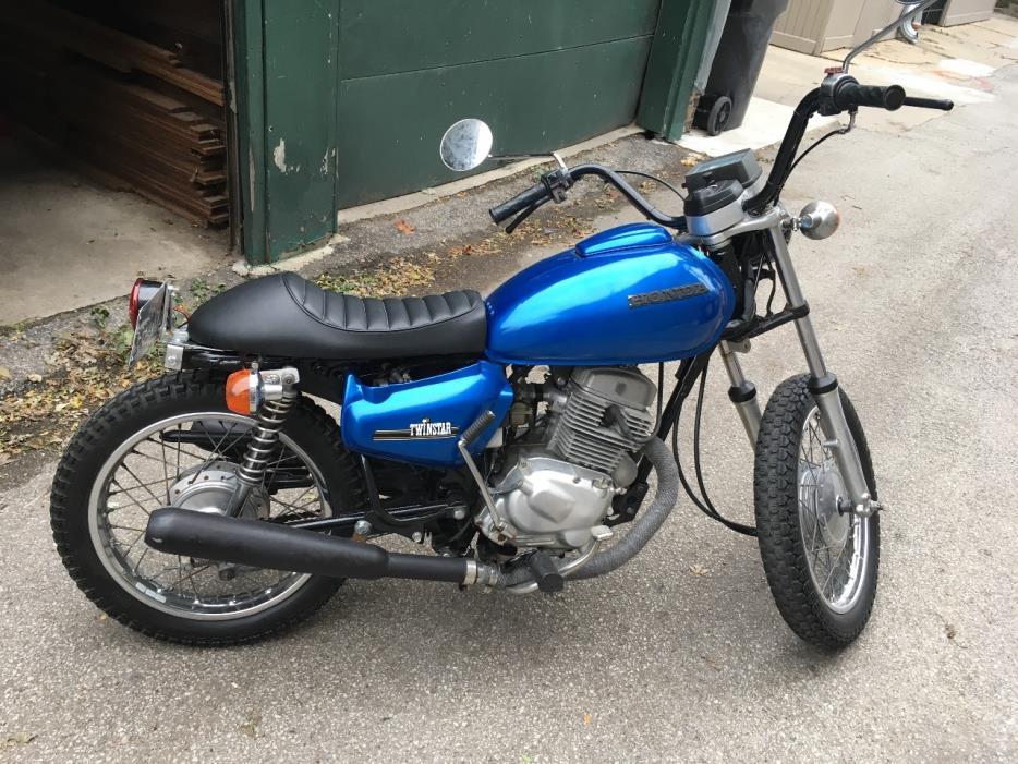 1978 Honda CUSTOM