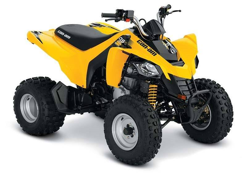 2017 Can-Am DS 250