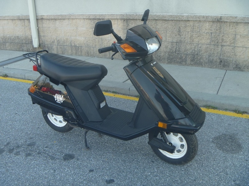 honda elite 80 ch80 motorcycles for sale. Black Bedroom Furniture Sets. Home Design Ideas