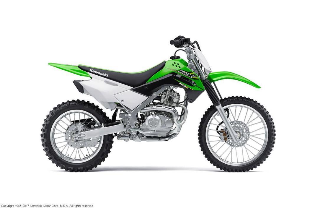 2017 Kawasaki KLX140L