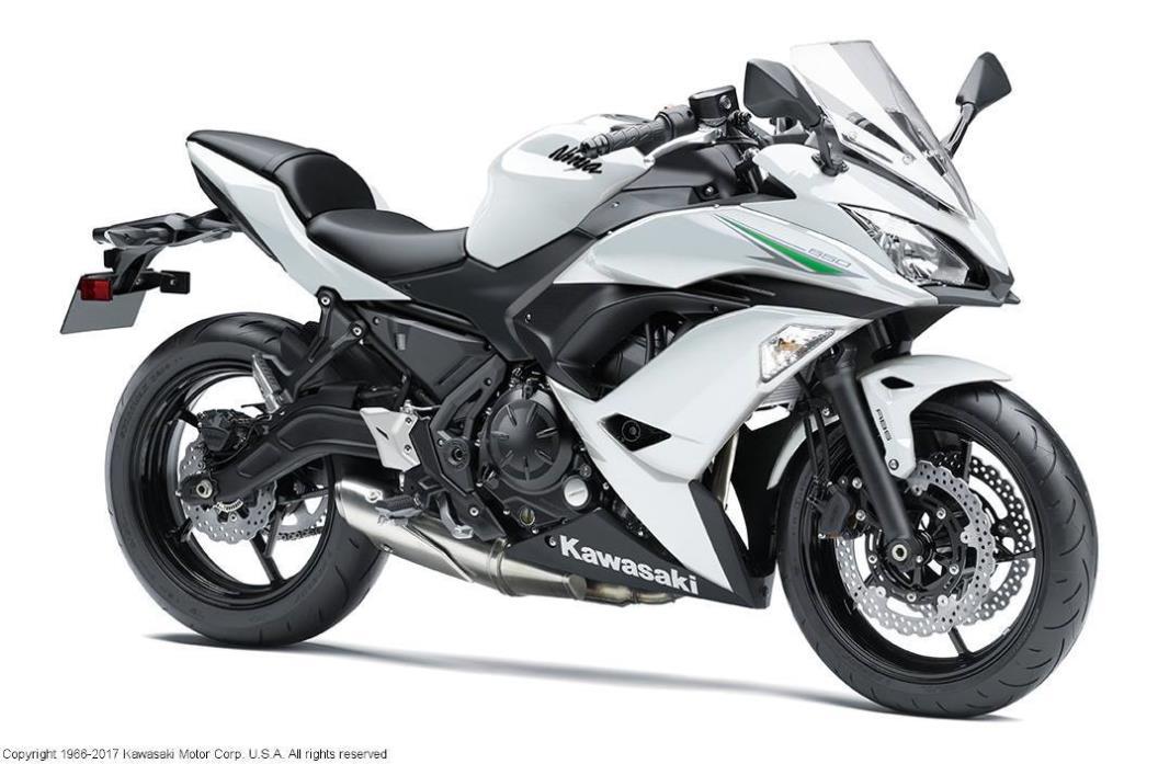 2017 Kawasaki NINJA 650 ABS