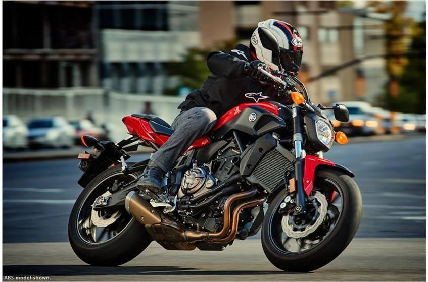 2017 Yamaha FZ-07 ABS CALI