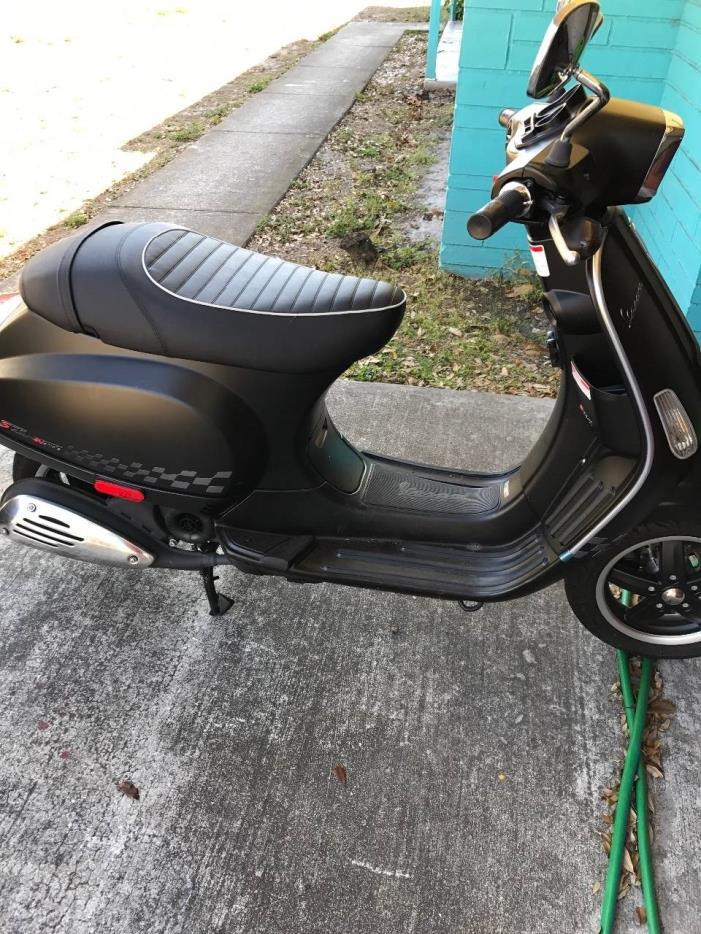 2013 Vespa 50