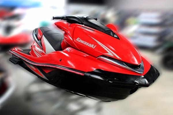 2008 Kawasaki Ultra 250