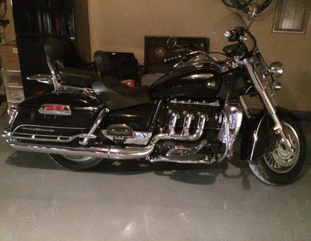 2007 Triumph ROCKET III TOURING ABS