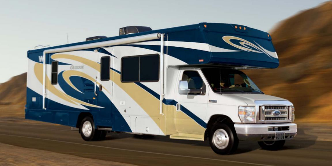 2009 Winnebago Outlook 29B
