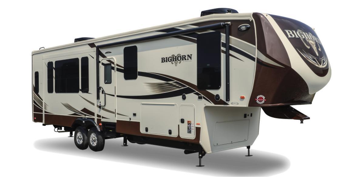 2016 Heartland Rv Bighorn 3575EL