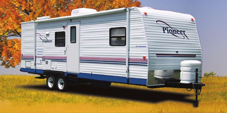 2004 Fleetwood Pioneer 25TS6