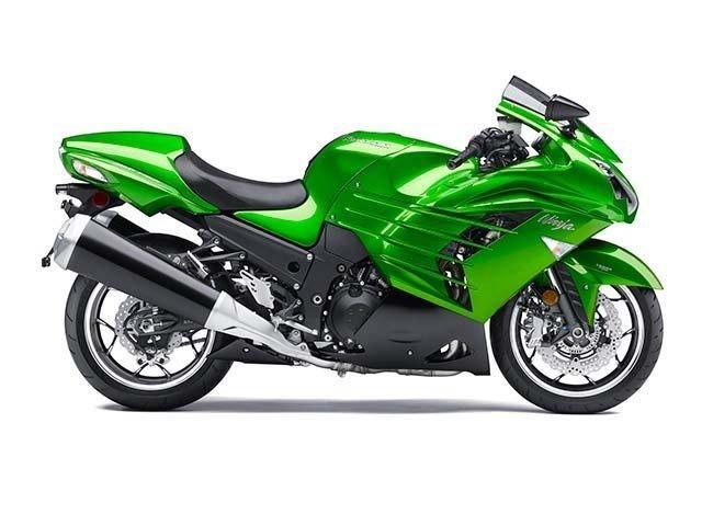 2013 Kawasaki Ninja ZX™-14R ABS