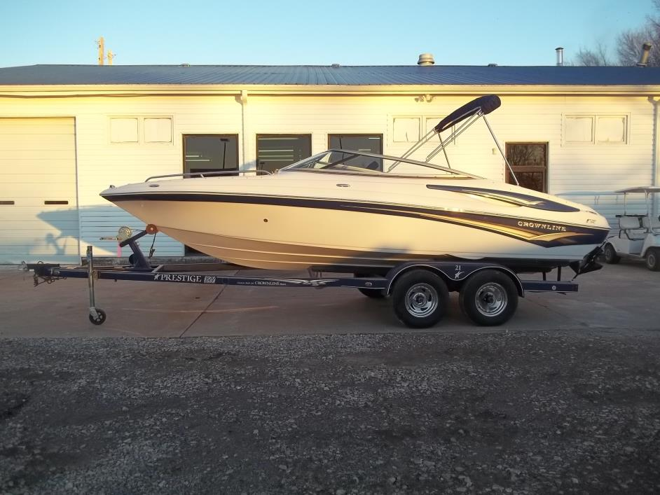 2007 Crownline 21 SS