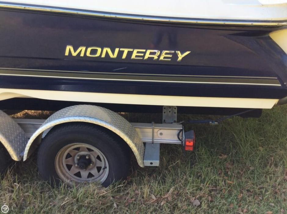 2008 Monterey 214FS