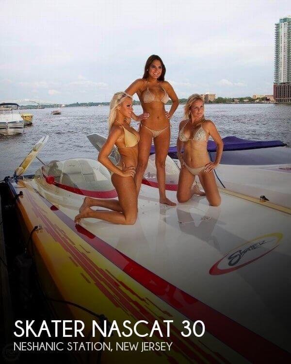 2007 Skater NASCAT 30