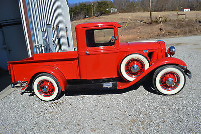 Ford : Other Pickups deluxe 1934 ford pickup