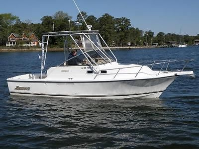 PRICE REDUCED!  Shamrock 260 Express Sport Fish -- MAKE OFFER --