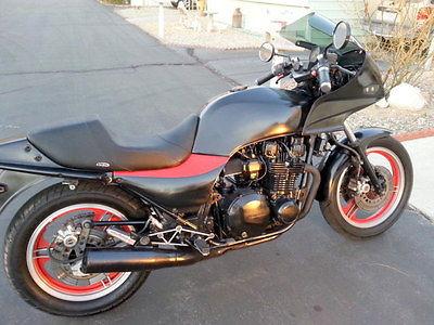 Kawasaki : Other Classic 1983 Kawasaki GPZ 1100A1