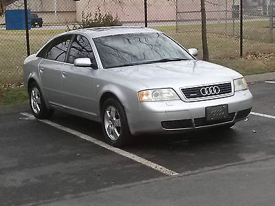 Audi : A6 2.7t Beautiful Audi A6 2.7t Minor fixes Everything works great Engine is great!