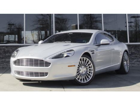Aston Martin : Other 4dr Sdn Auto 2011 aston martin rapide lightning silver black