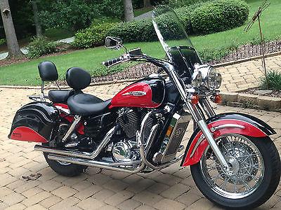 2000 honda shadow aero 1100 motorcycles for sale. Black Bedroom Furniture Sets. Home Design Ideas