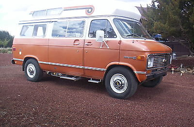 1973 CHEVY OPEN ROAD CAMPER